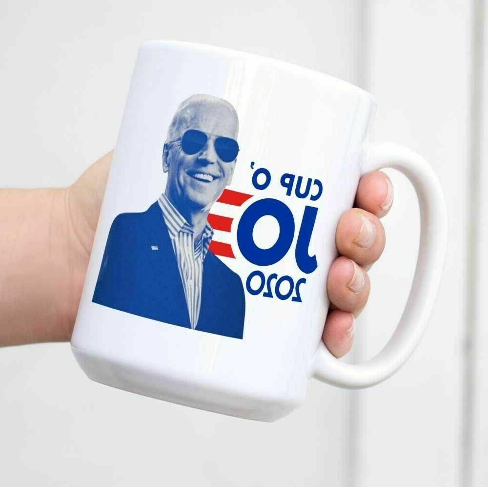 Joe For President 2020 Cup O' Democrat Mug Ceramic Mug Cup