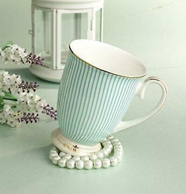 Jusalpha China Light Coffee Mug/Tea (Mu