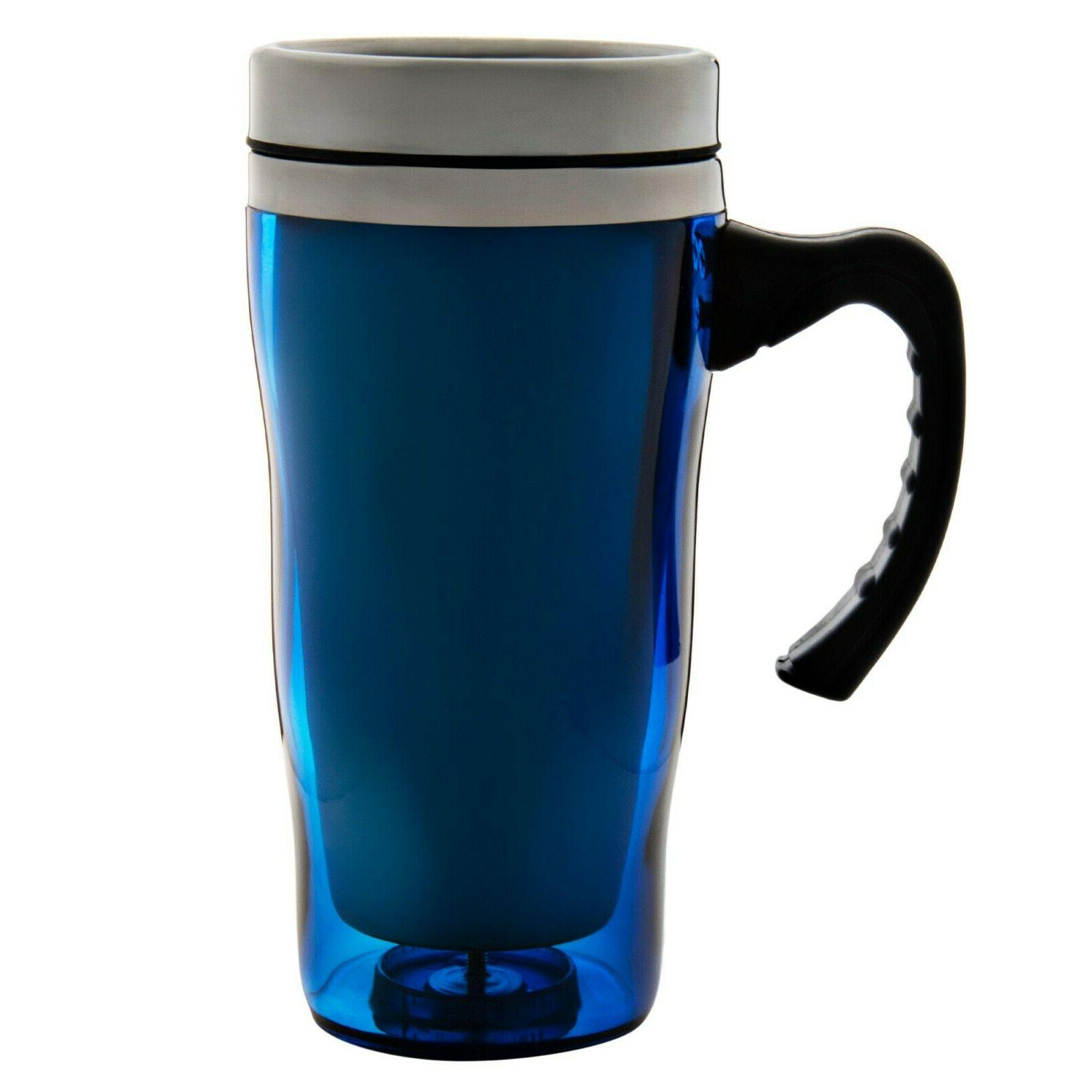 leakproof thermal insulated travel mug stainless steel