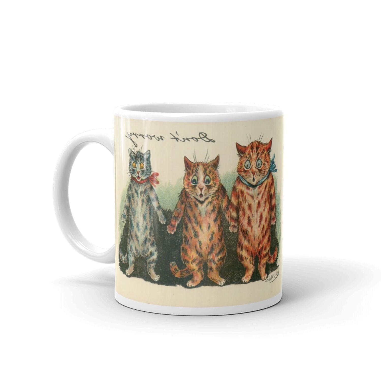 Louis Coffee Mug, Mugs