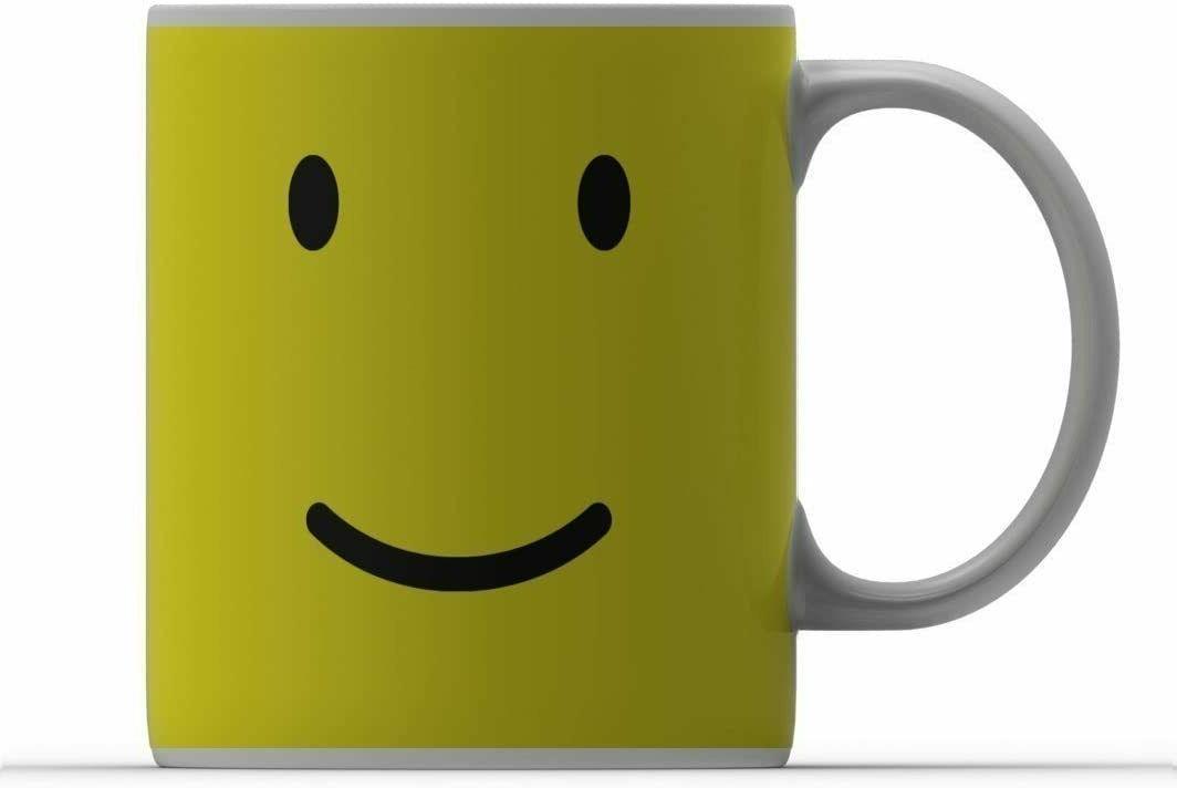 Magic Morning Heat Sensitive Porcelain Coffee Mug