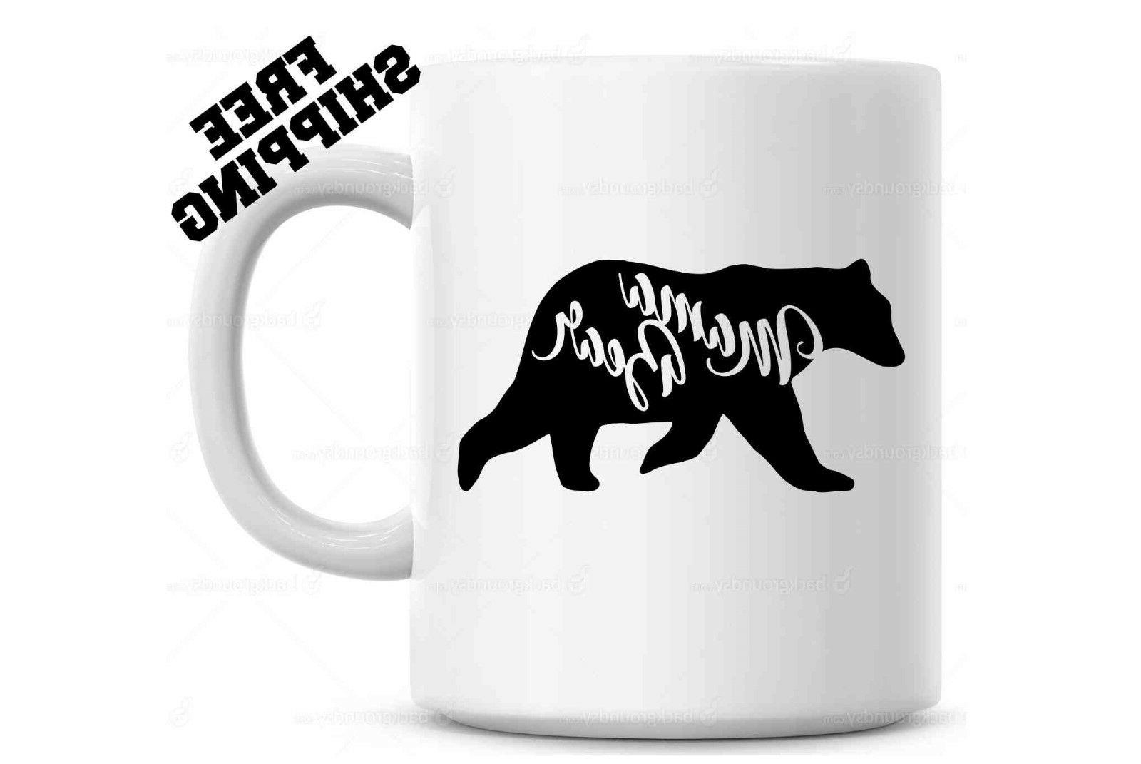 mama bear coffee mug mothers day gift