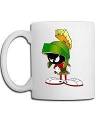Marvin The Martian.png Custom Coffee/Tea Mug