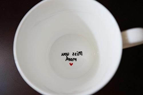 miss you mom coffee mug