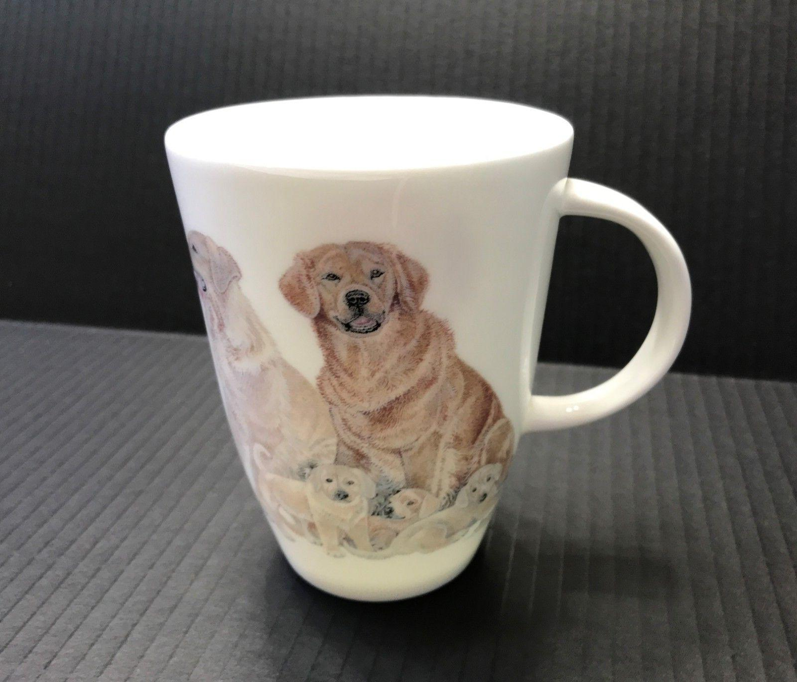 Roy Dog LOUISE Fine China - NEW