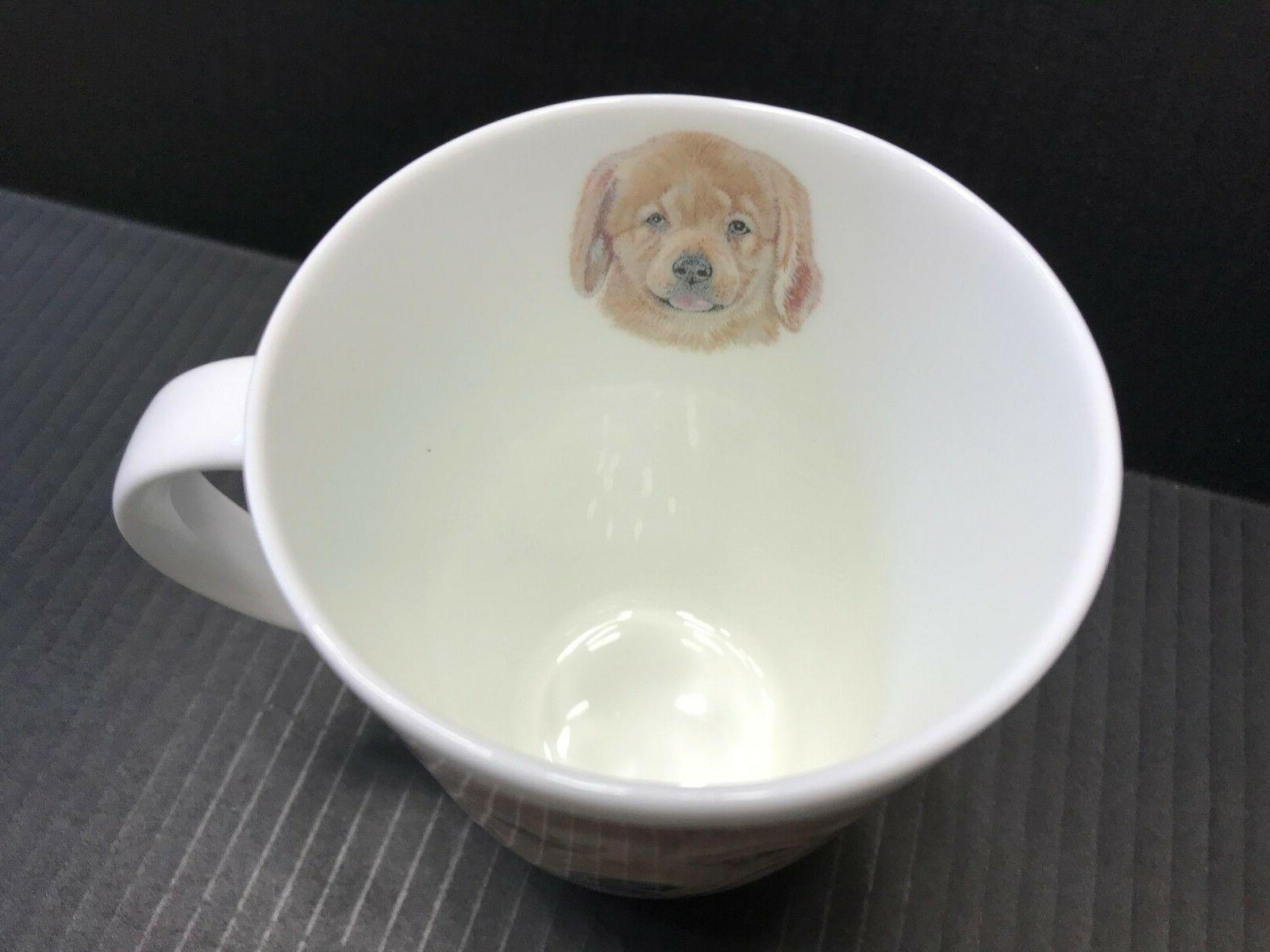 Roy Kirkham Dog China Coffee -