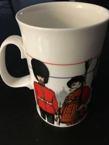 Never Fine Bone China 'London' Coffee Tea Mug by Jack