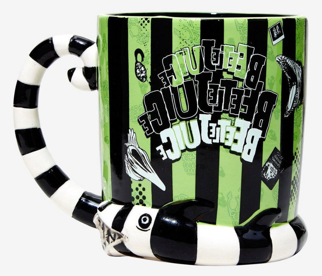 new sandworm 3D mug cup 24 official NIB
