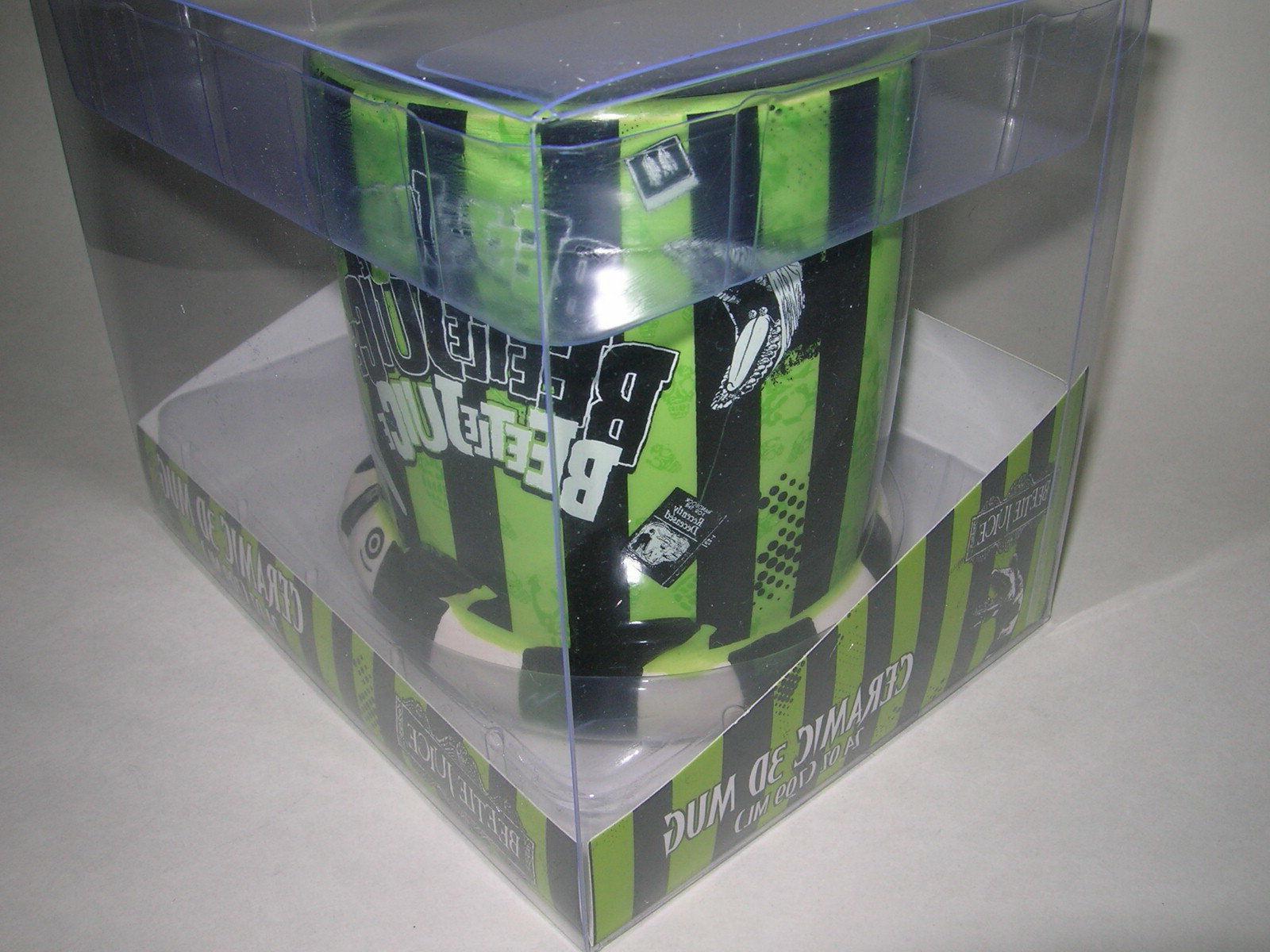 new 3D mug 24 NIB