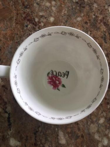 New Coffee/Tea MUG Cup Bone