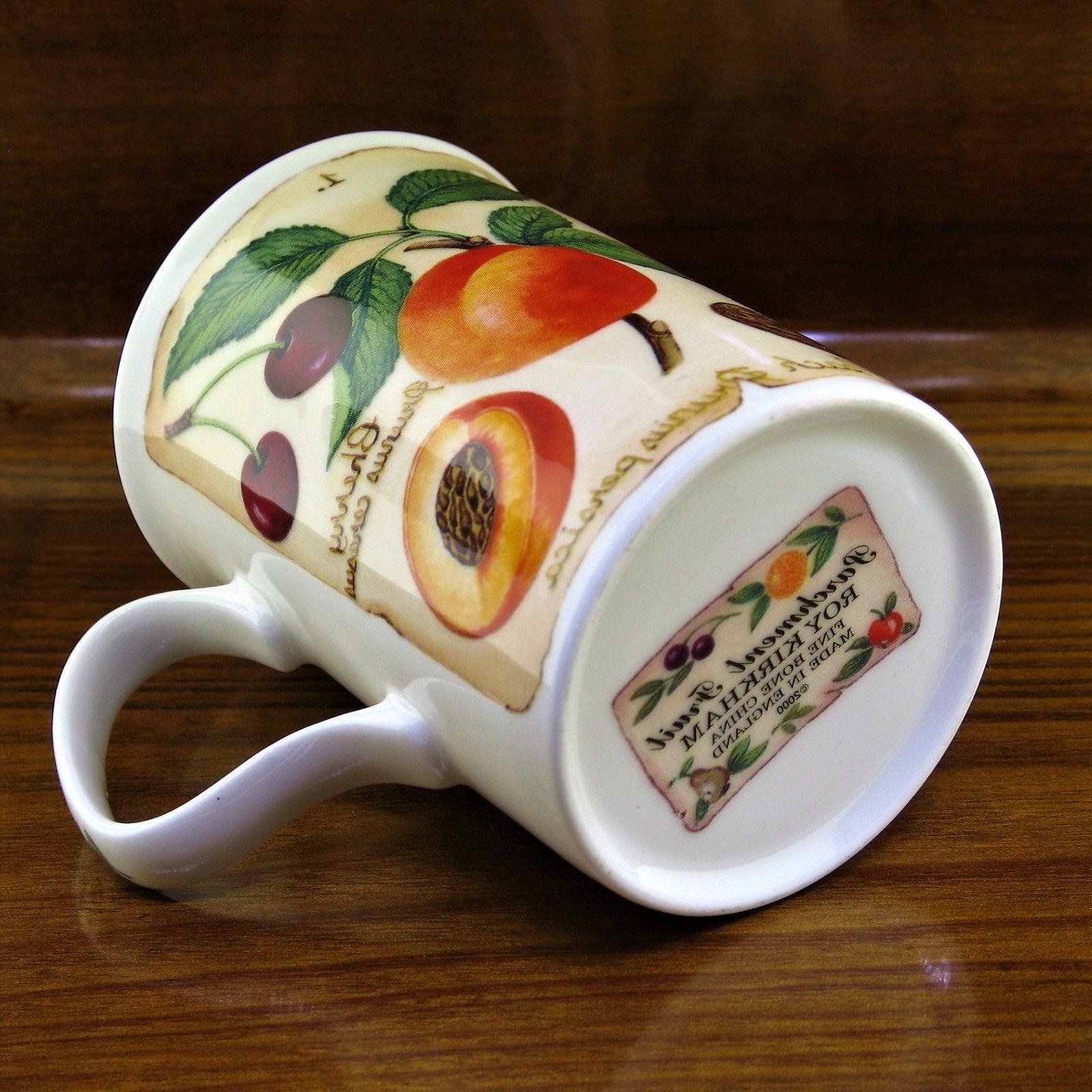 New Royal Parchment Mug ~ Made England