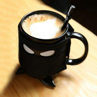 Ninja Mug Ceramic Sword Milk Mugs Gift