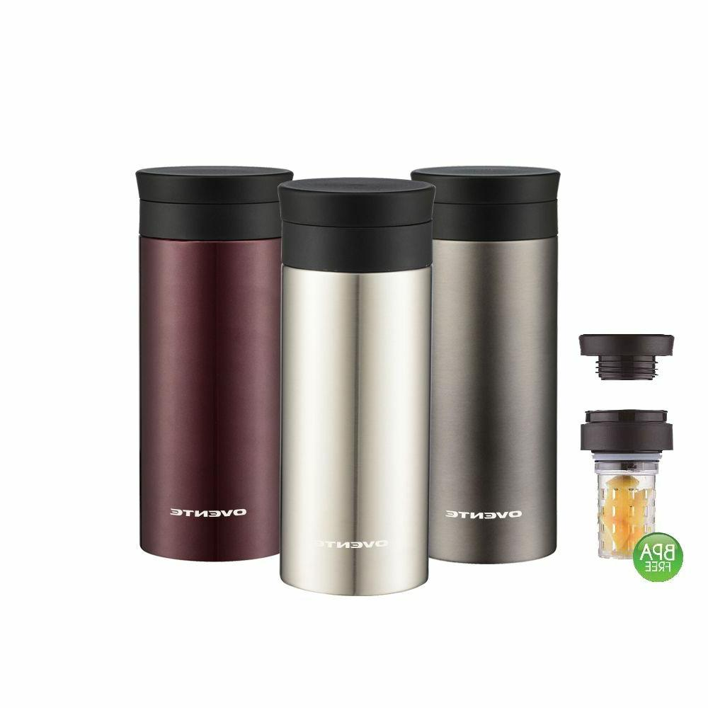 Ovente Mug with Flavor Vacuum Insulated