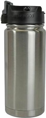 EcoVessel PERK Vacuum Insulated Stainless Steel Coffee & Tea