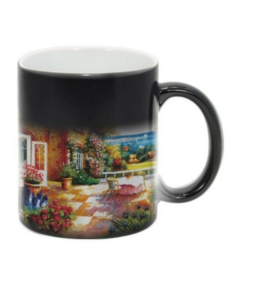 Personalised MAGIC Mug Any Image Your Text