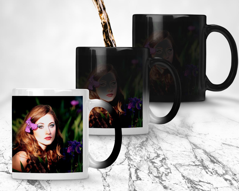 Personalised Change Mug Any Image Text