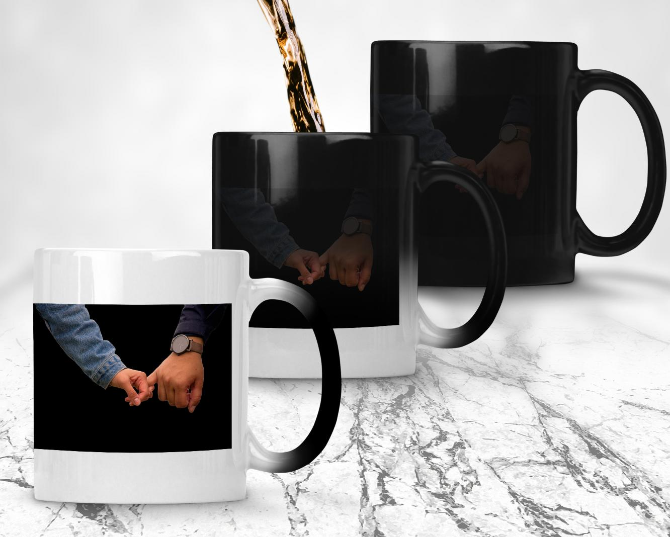 Personalised Colour Mug Cup Any Image Text