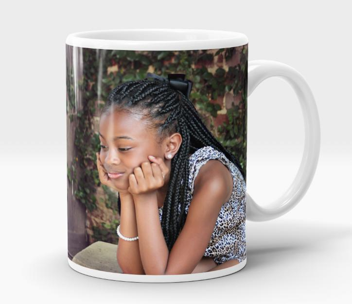 Personalised Colour Change Mug Custom Cup Gift Any Image Text