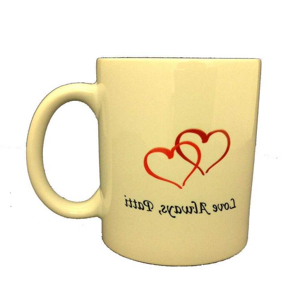 Personalized Coffee Mug Photo Printed Gift