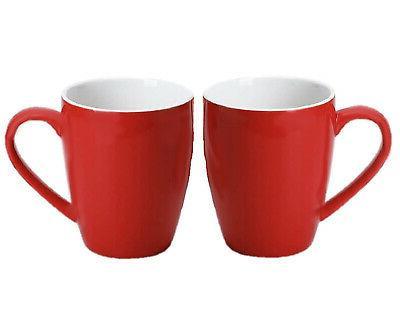 porcelain coffee mug for both hot