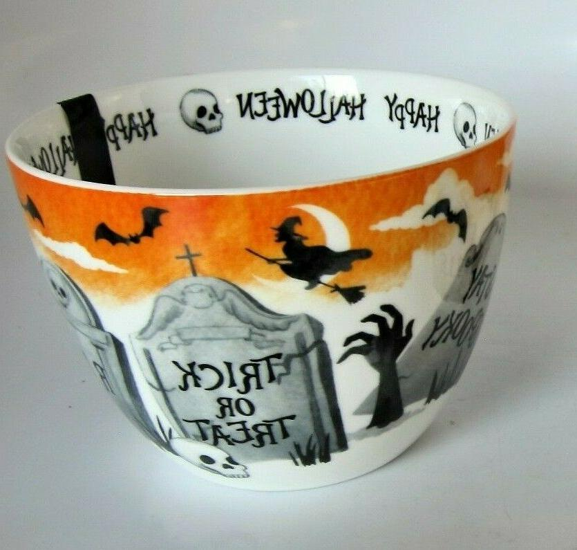 Portobello Cup Mug Black China