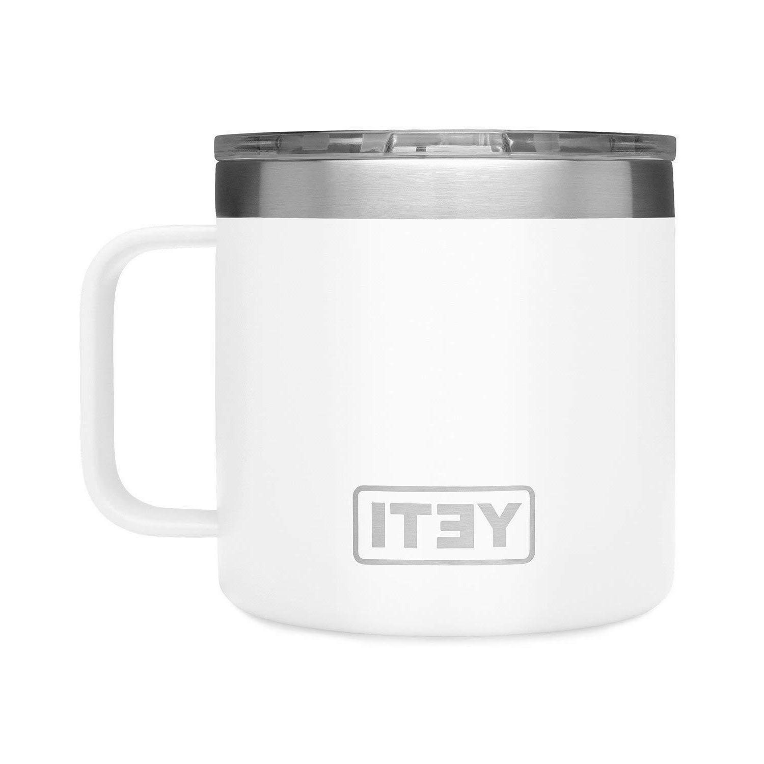 YETI oz Stainless Steel Insulated Mug with Hot