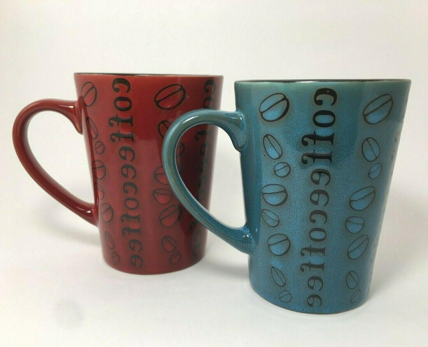 red coffee bean coffee tea mug coffeecoffee