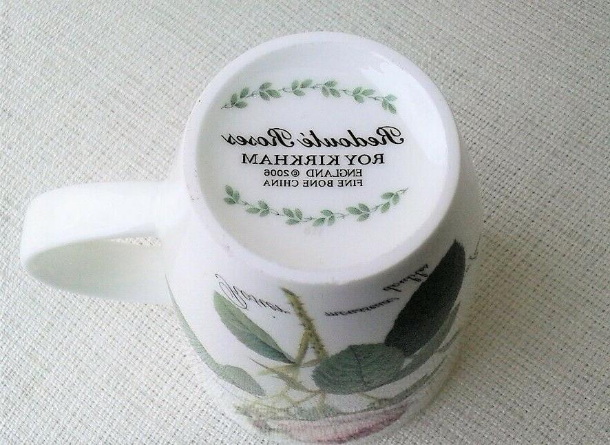 Roy Fine Bone Tea cup 12oz