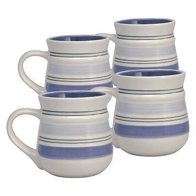 Pfaltzgraff Set 4 Mugs