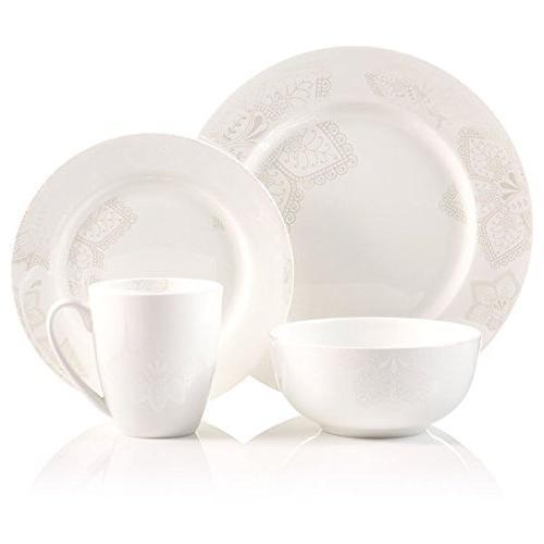 roscher bone china dinnerware set