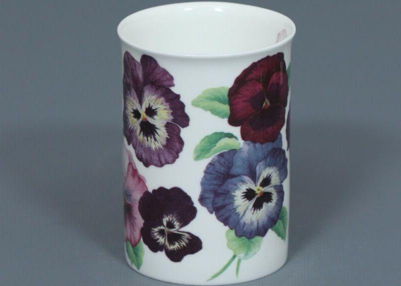 ROY PENSIES Fine Bone China LANCASTER Mug #4a