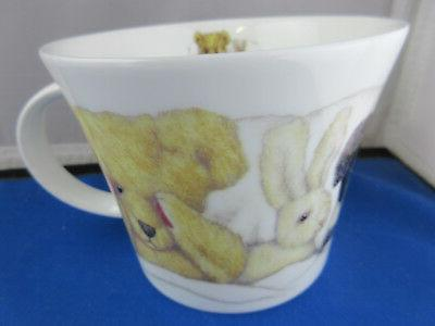 *SALE* MONSTERS, fine bone china Breakfast Cup Saucer, Made