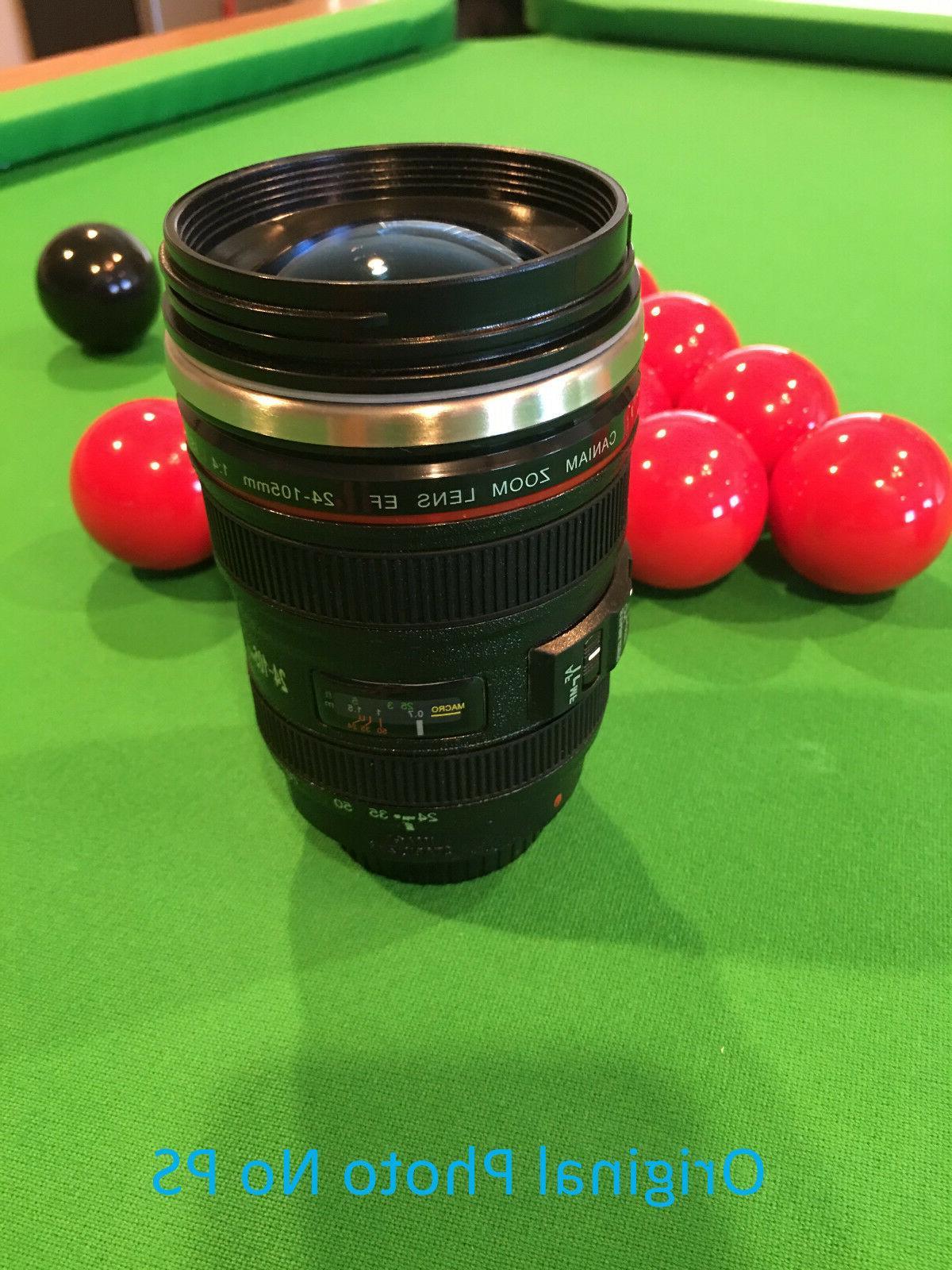 Self EF 24-105mm Thermos Tea Coffee Mug