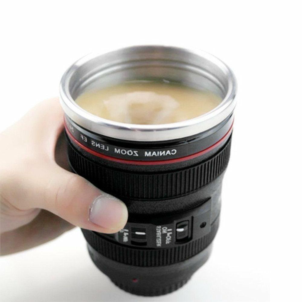 Self Lens EF Travel Tea Coffee Mug