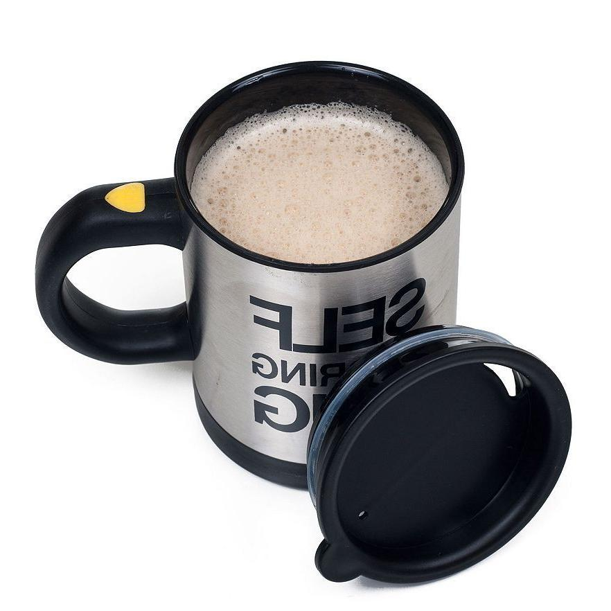 Self Stirring Mug Tea 400ml