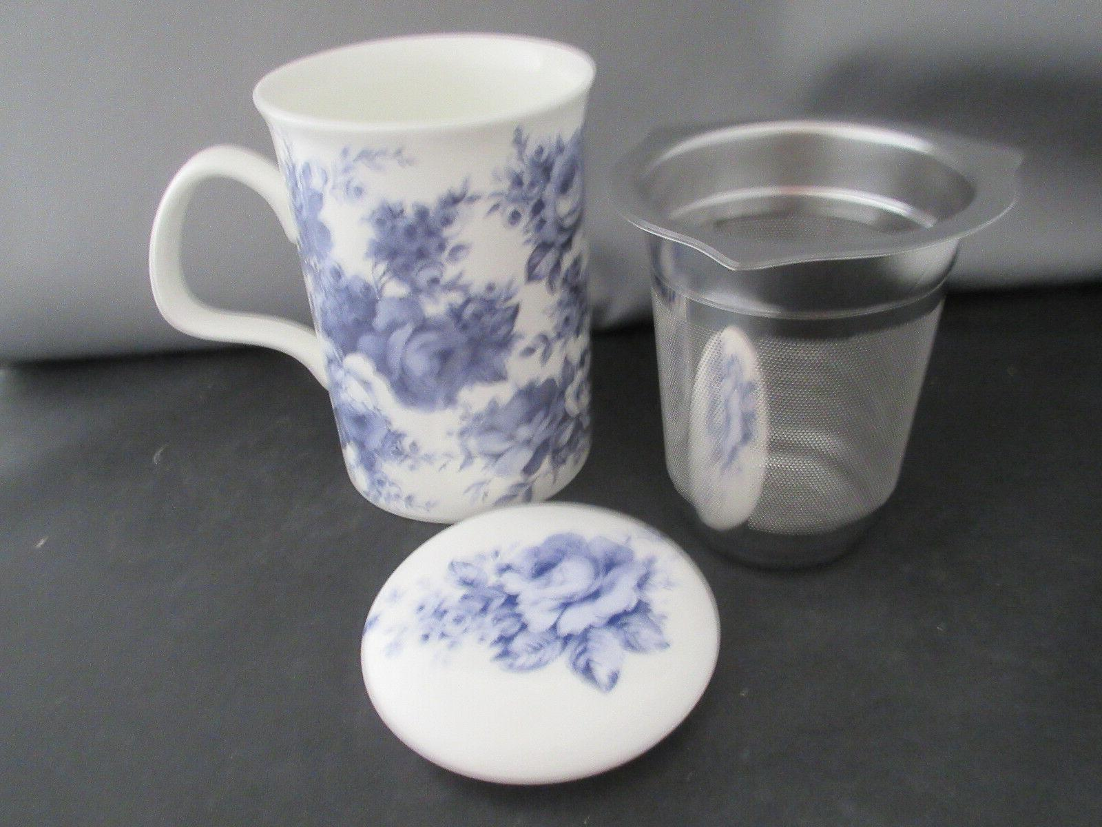 Set BLUE Bone Kirkham 10oz