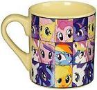 Silver Buffalo MLP6132 My Little Pony Heads Ceramic Mug, 14