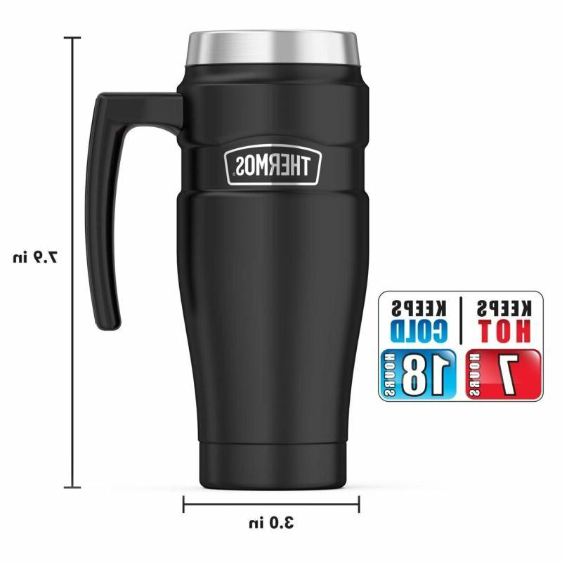 Thermos King Handle, Matte