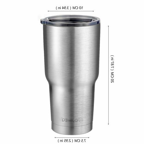 Stainless Steel Coffee Cup oz Insulated Tumbler