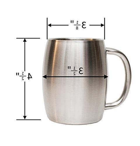 Stainless by Double BPA Free Healthy - Shatterproof - Value