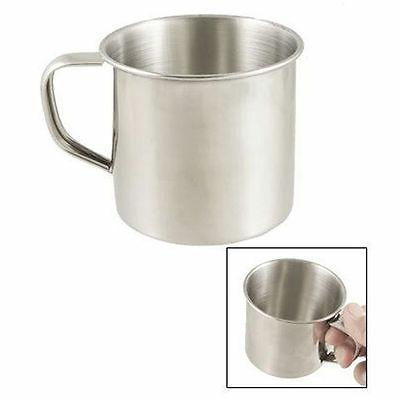 Stainless Steel Tea Mug Cup-Camping/Travel