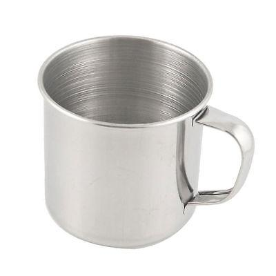 Stainless Steel Coffee Tea Mug Cup-Camping/Travel 3.5BLUS