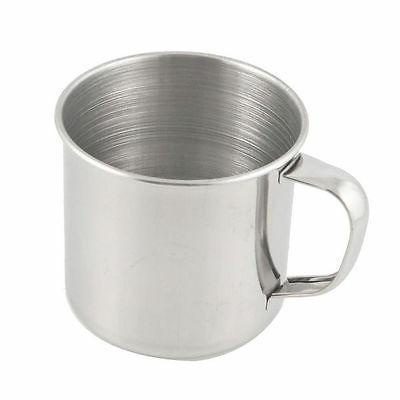 stainless steel coffee tea mug cup camping