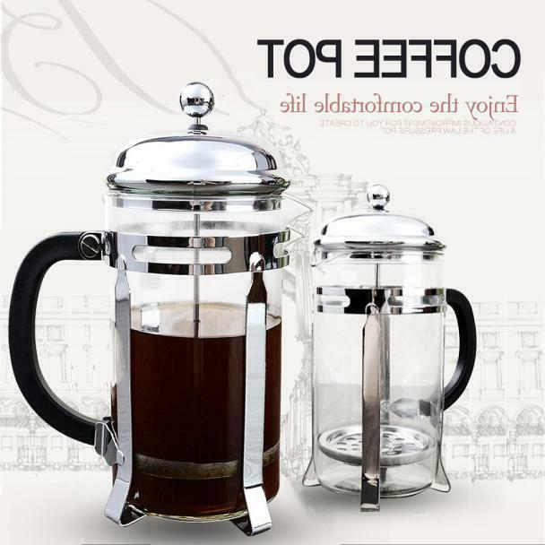 Stainless Coffee Mug 34 OZ Coffee Pot