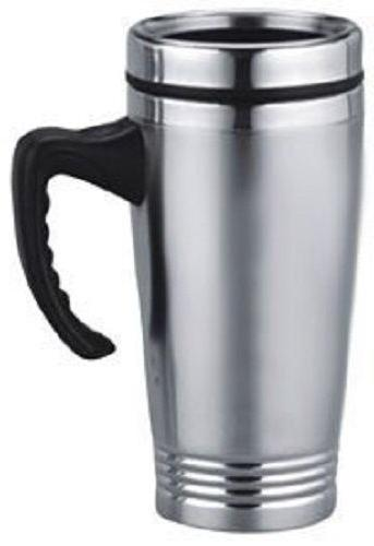 Stainless Steel Insulated Double Wall Travel Coffee Mug Cup