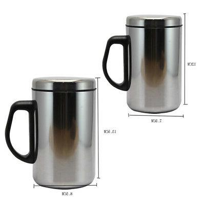 Stainless Bottle Water Sport Mug Coffee