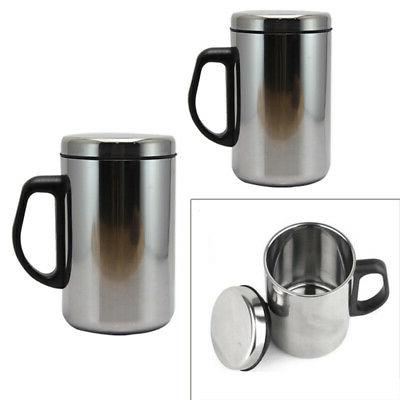 stainless steel insulated thermal bottle water cup