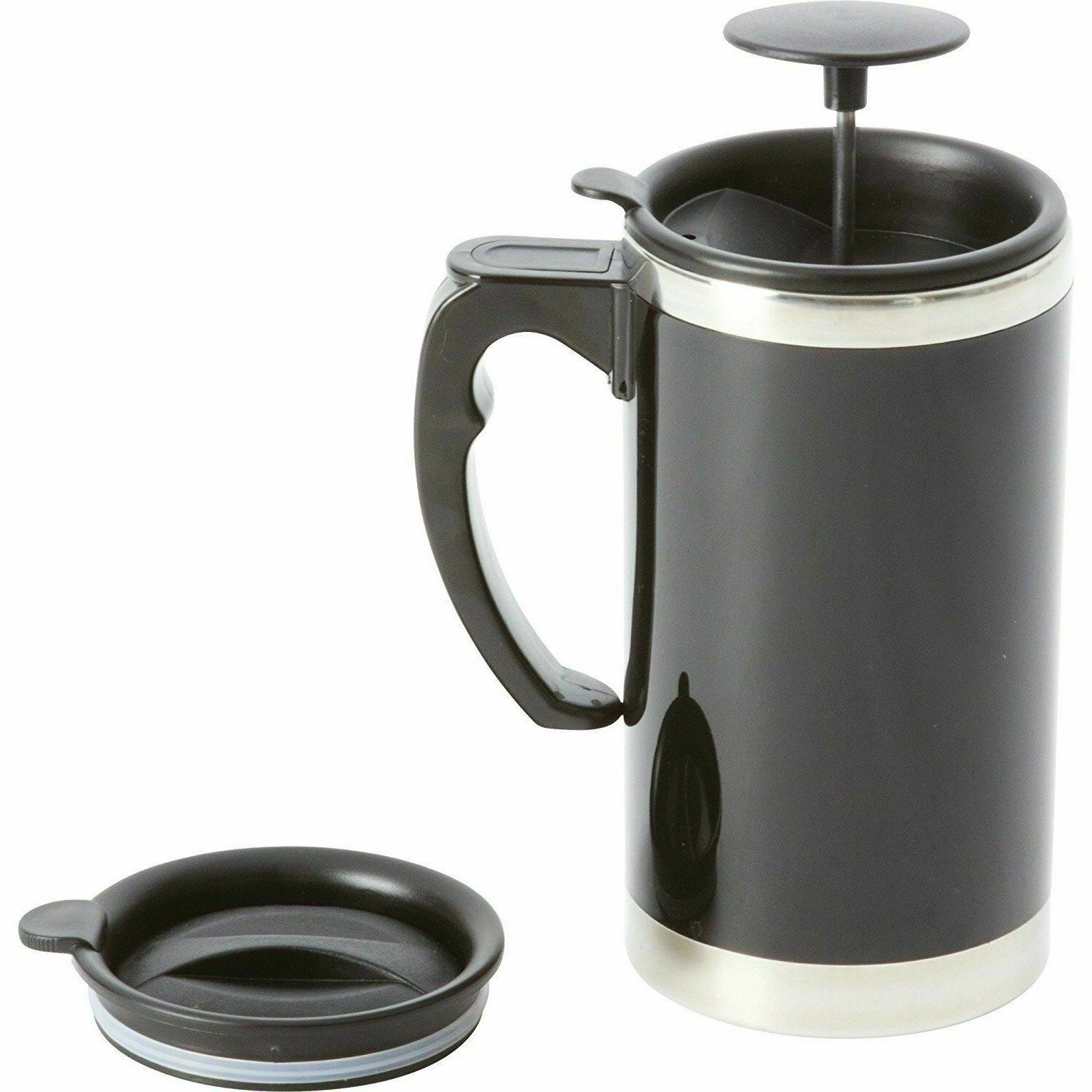 Stainless Steel FRENCH MUG Wall Coffee Cup Maker