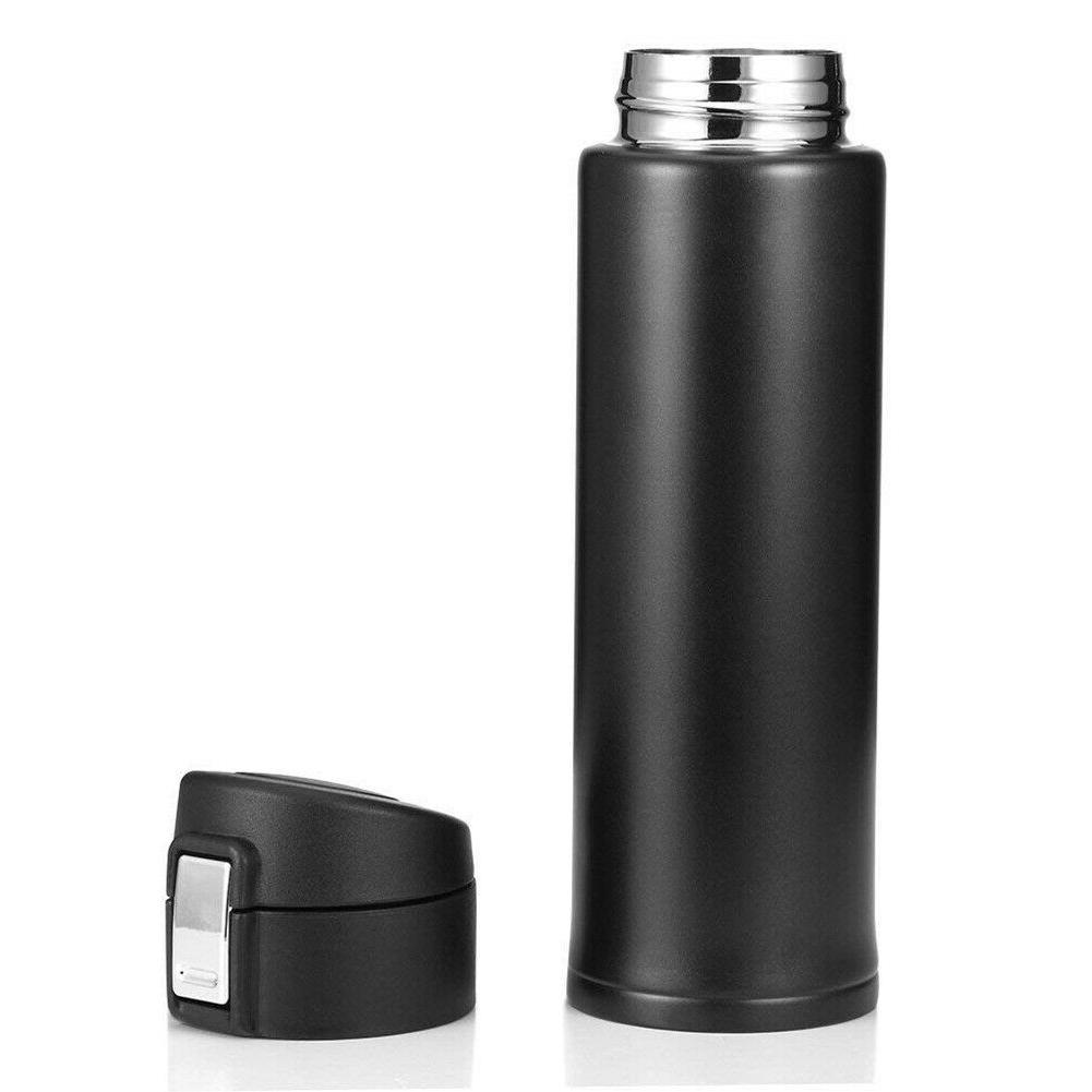 Stainless Steel Coffee Thermos Mug Bottle