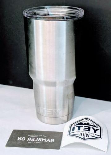 stainless travel mug 20oz rambler coffee tea